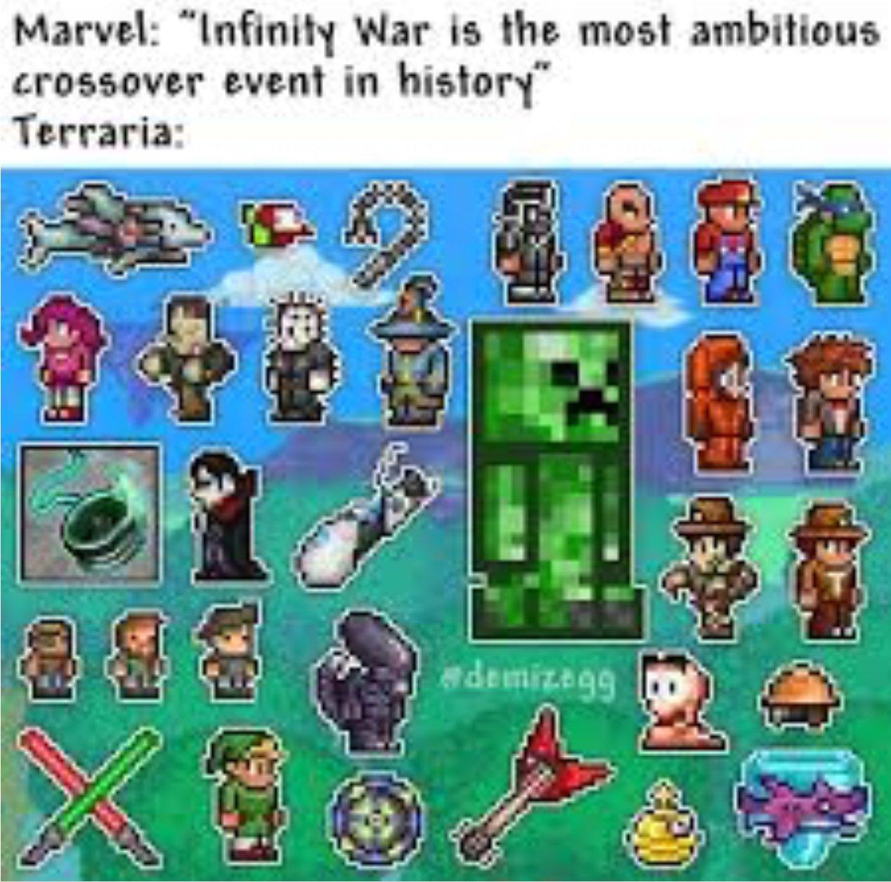 Um dos meus jogos favoritos - meme