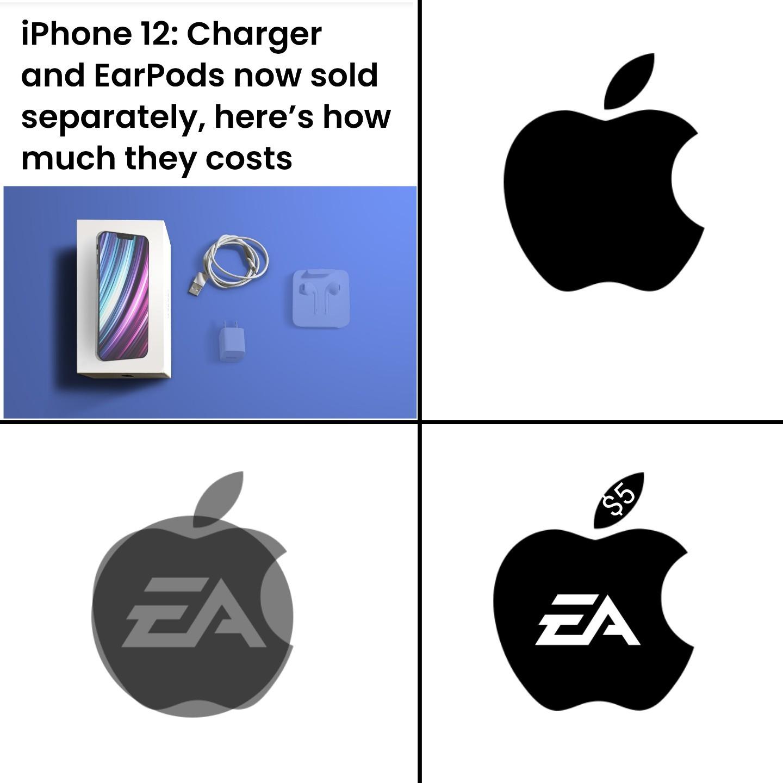 EA mode - meme