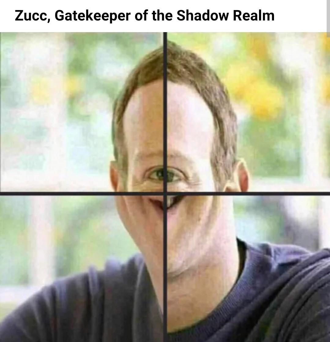 Mark Censorberg - meme