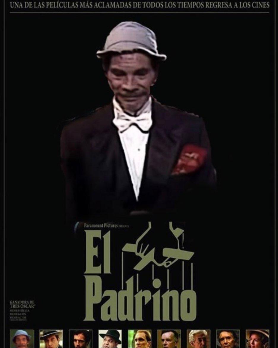 Don Ramón modo elegante - meme