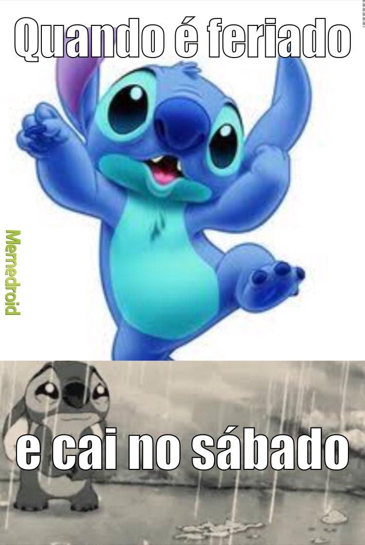 O MOMENTO MAIS T R I S T E DA VIDA - meme
