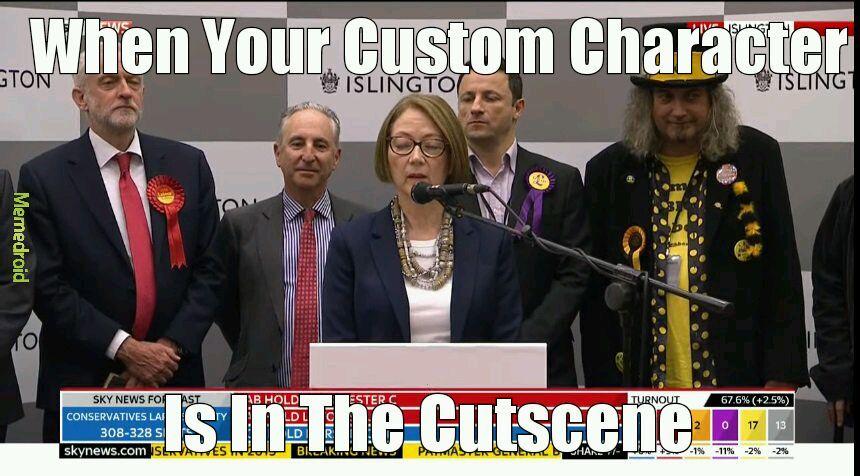 Custom - meme