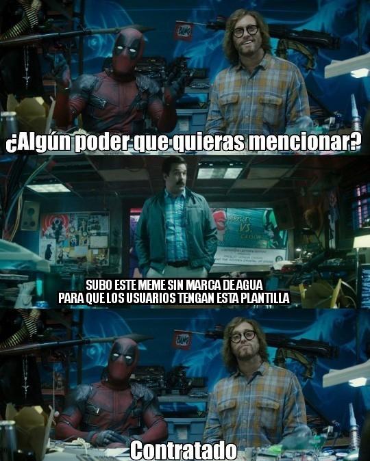 Héroe! - meme