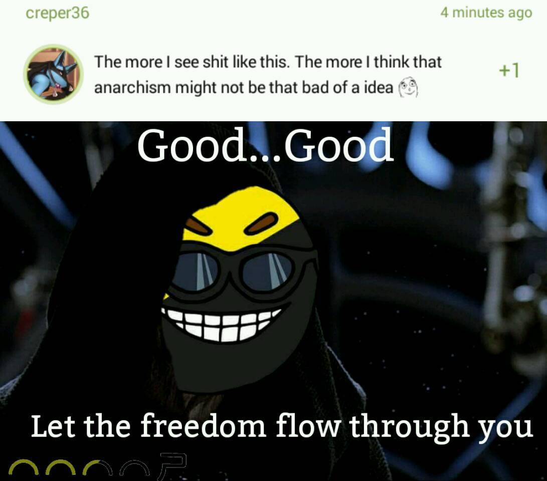 Liberty: to big to fail - meme