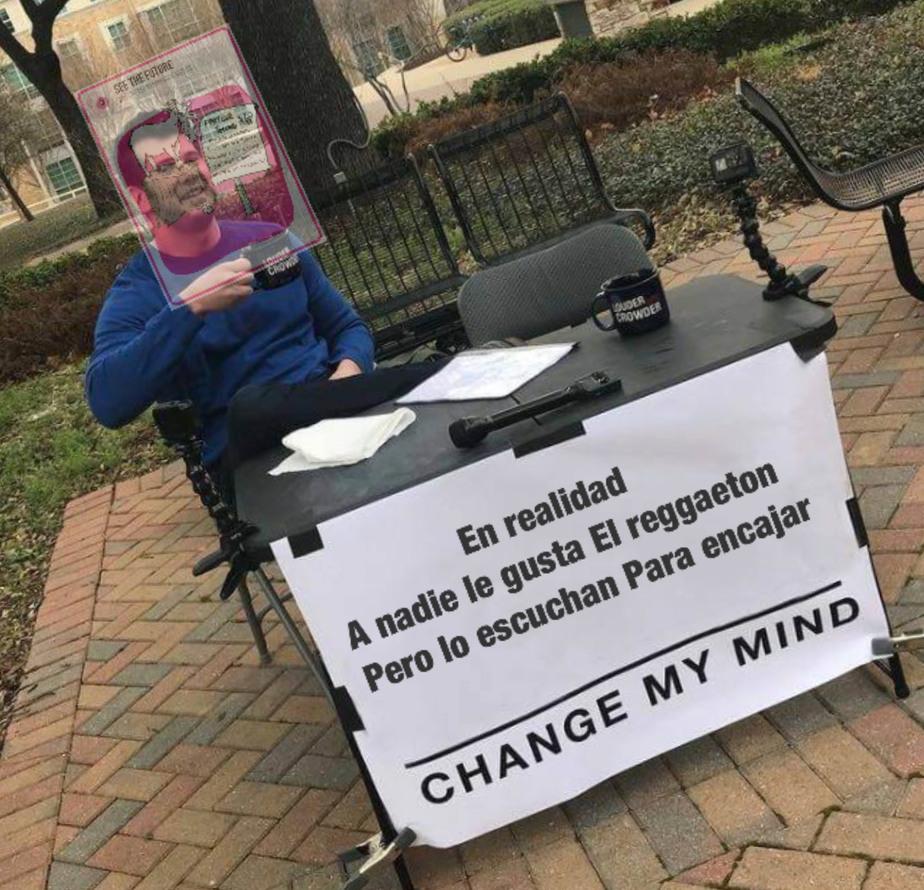 Es mi teoria, pero es cierta - meme