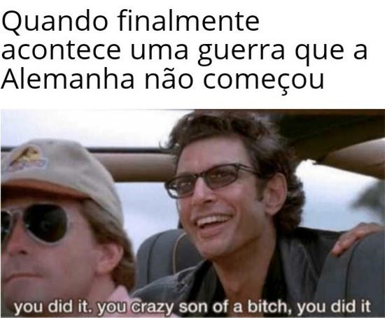 Finalmente - meme