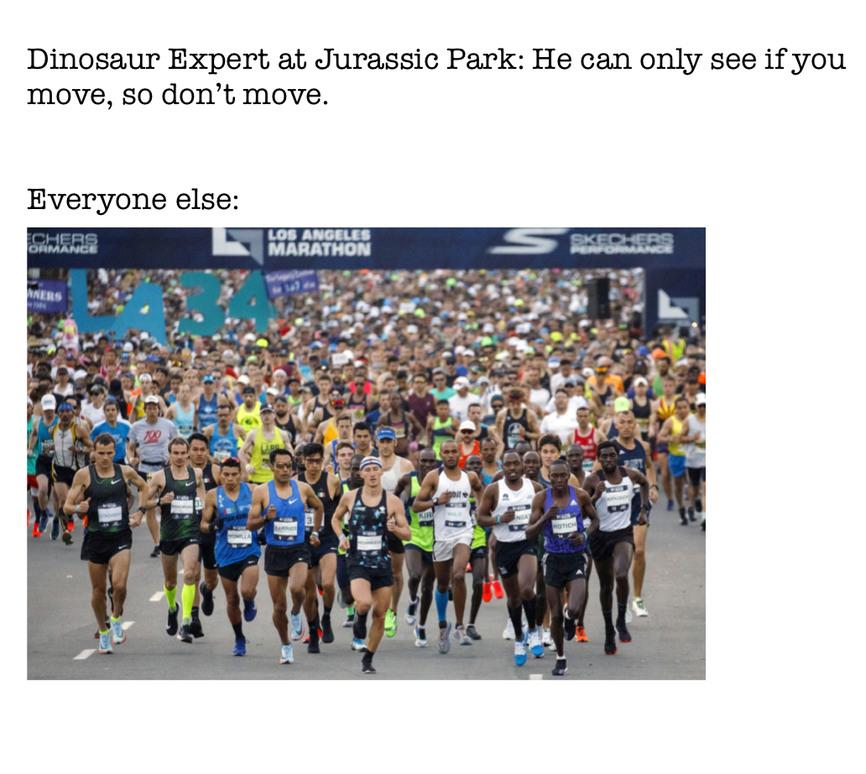 Jurassic Park - meme