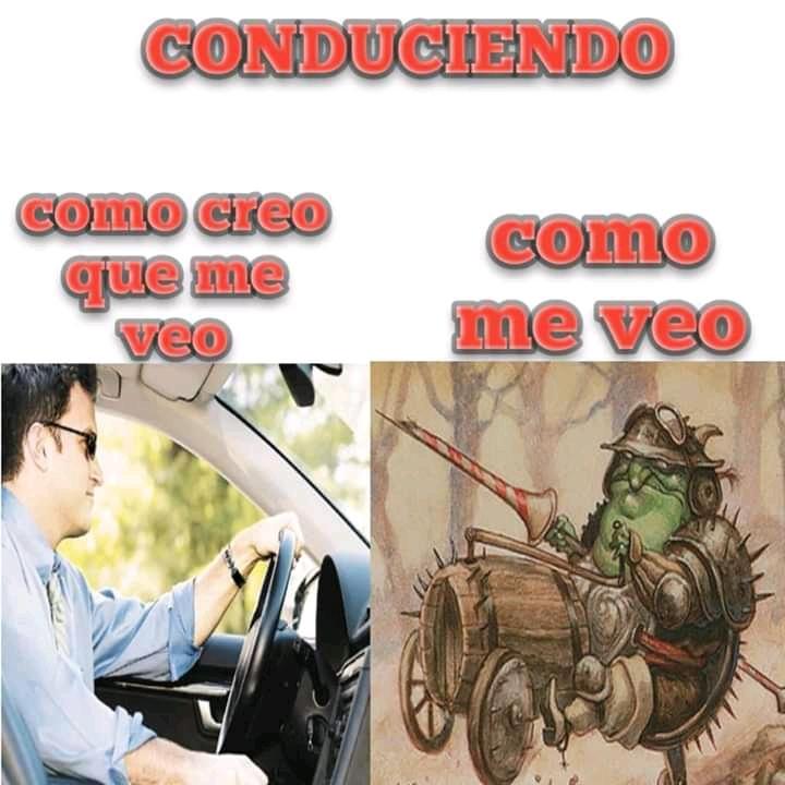 Goblin war buggy - meme