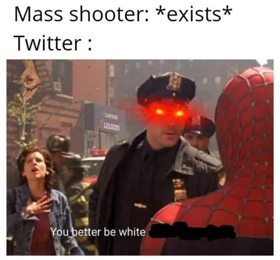 Left Liberals on Twitter - meme