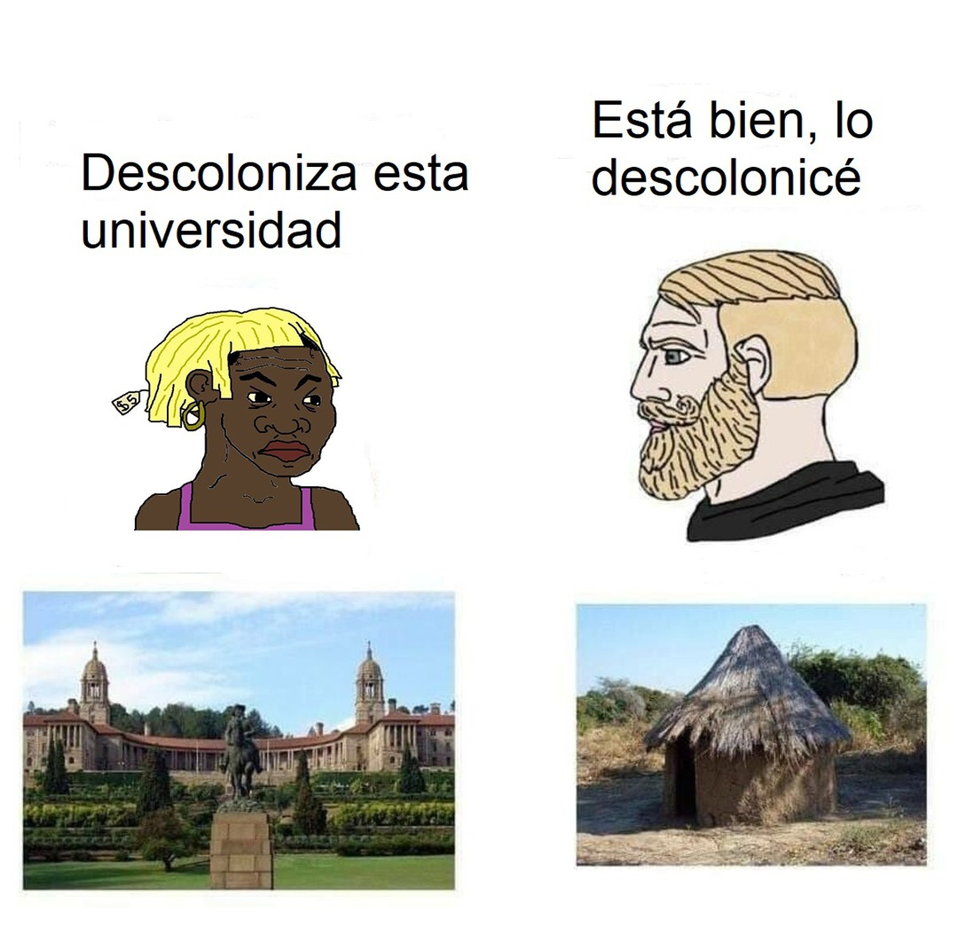 Ouga bouga uoga - meme
