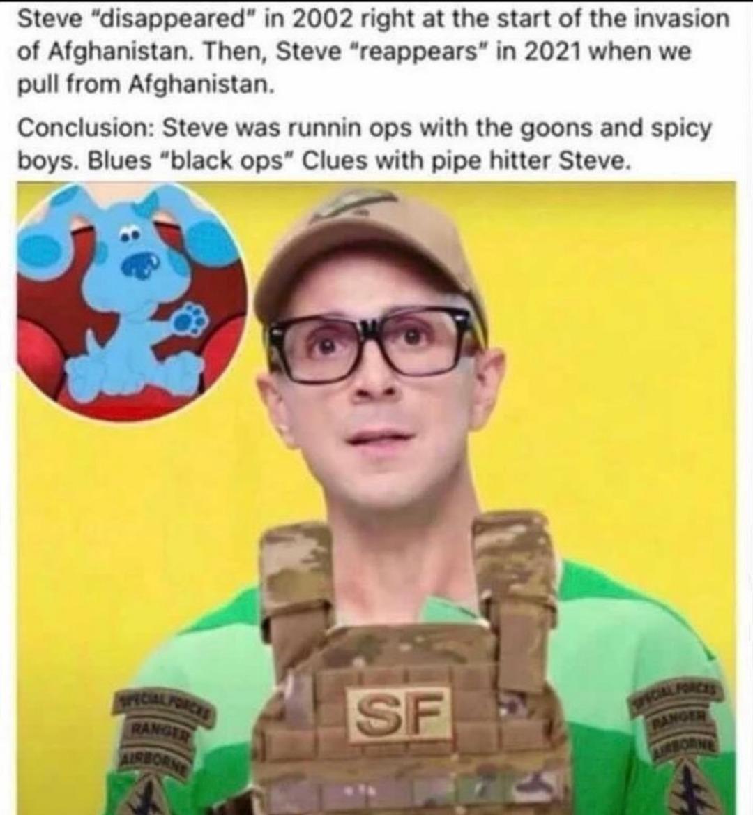 AllahBlue Akclues - meme