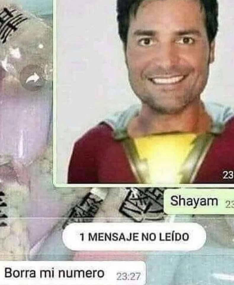 Shayam - meme
