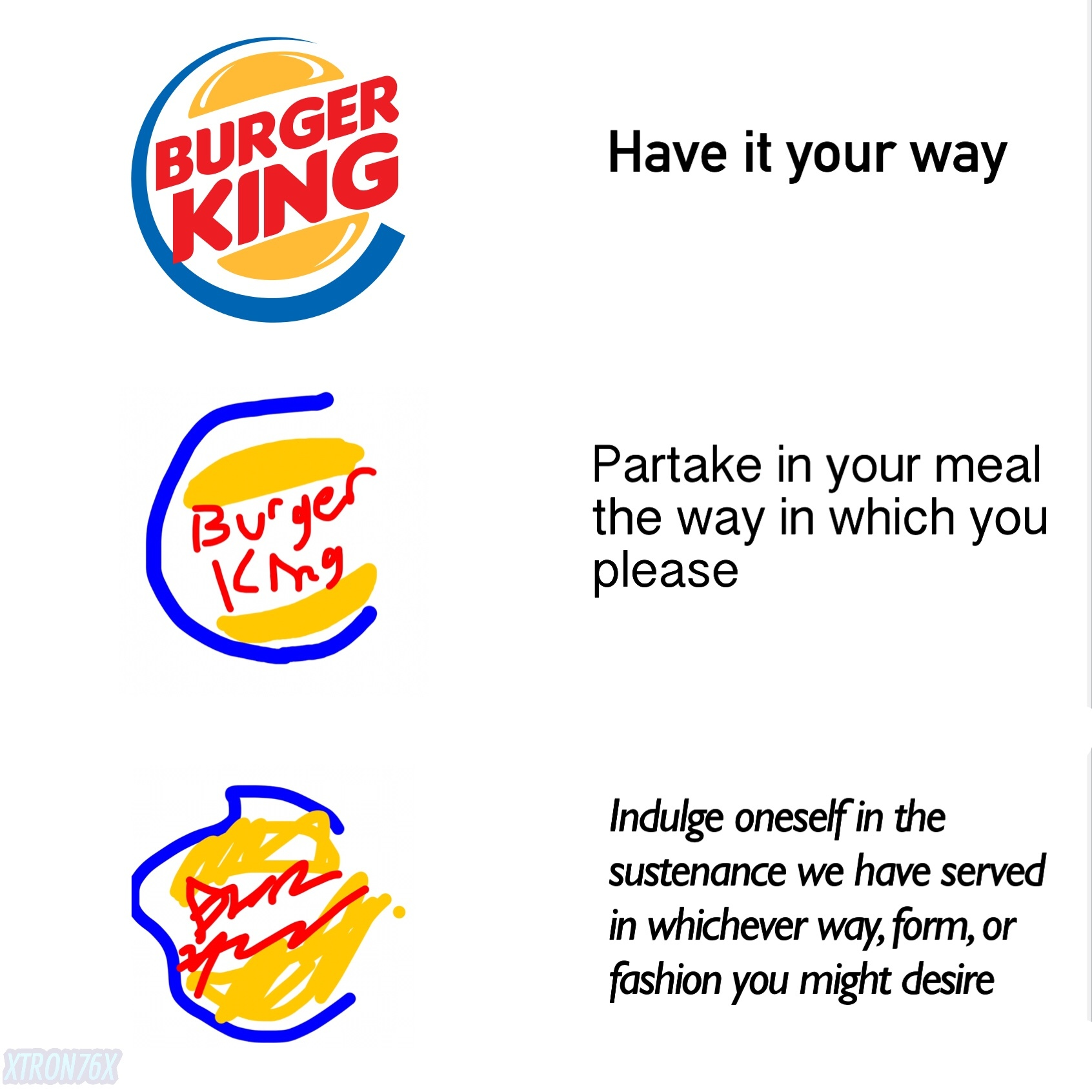 Kurger Bing - meme