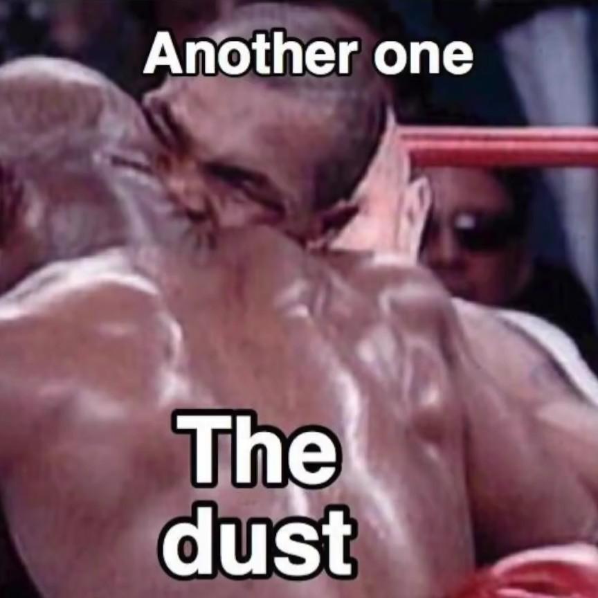 Dusty boi - meme