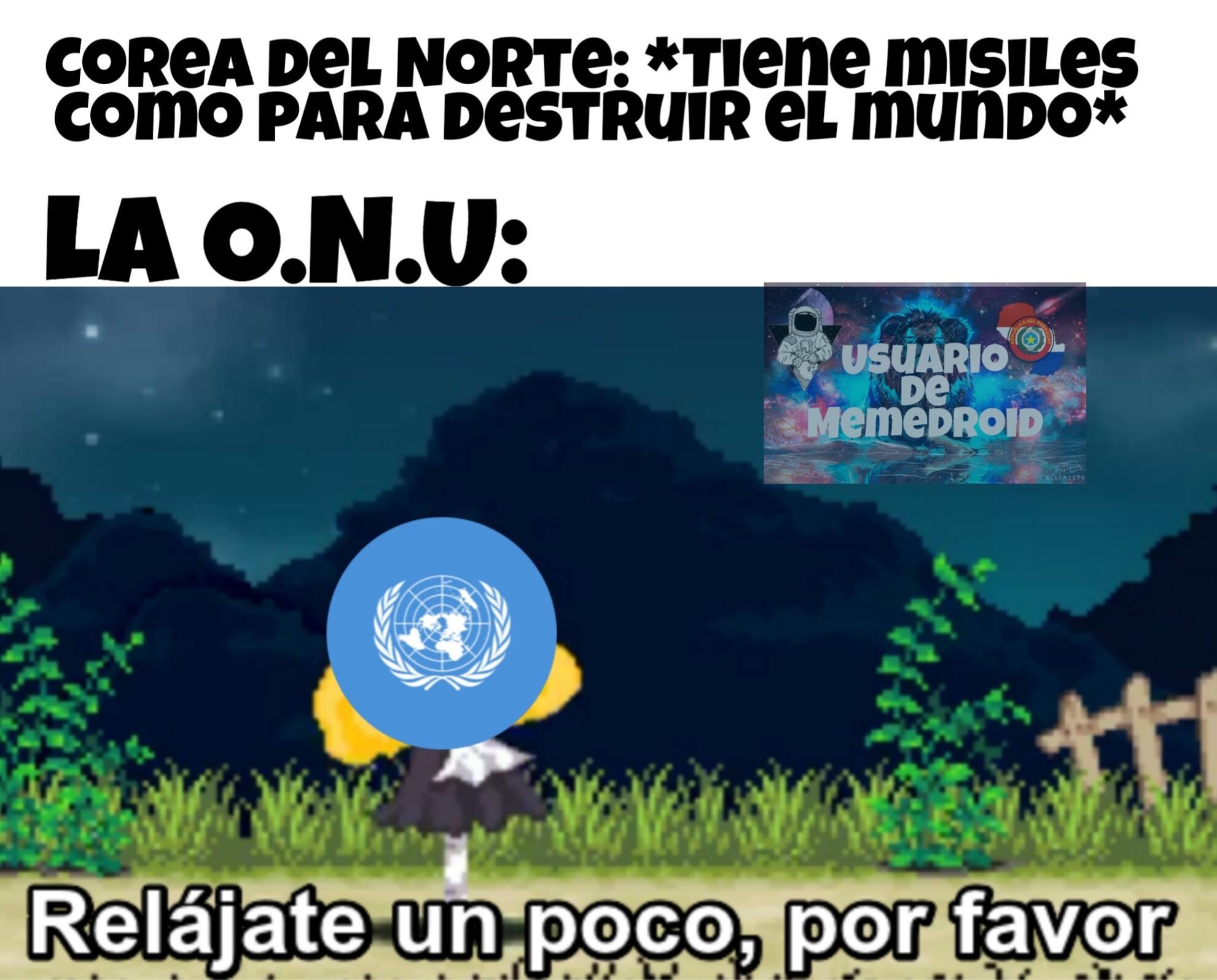La O.N.U - meme