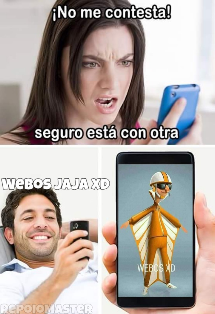 Webos XD - meme