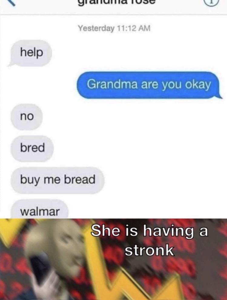 walmar bred gud - meme