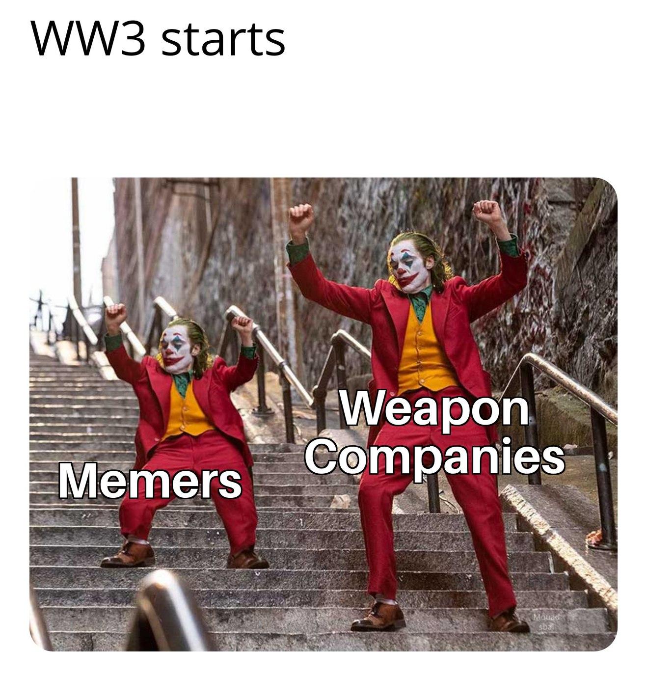 World War memes are best