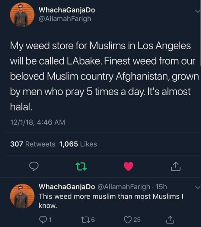 Absolutely halal - meme