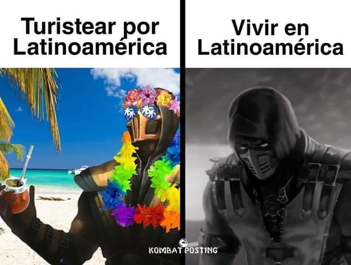 Latinoamerica - meme