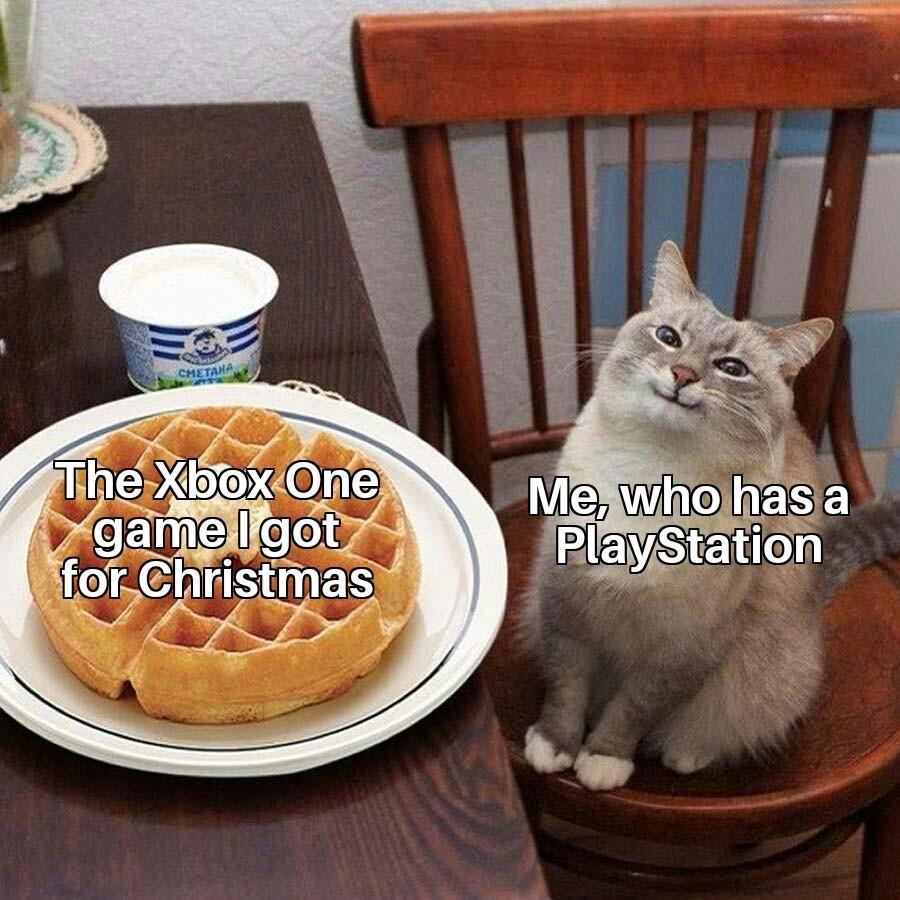 I dont have a controler - meme