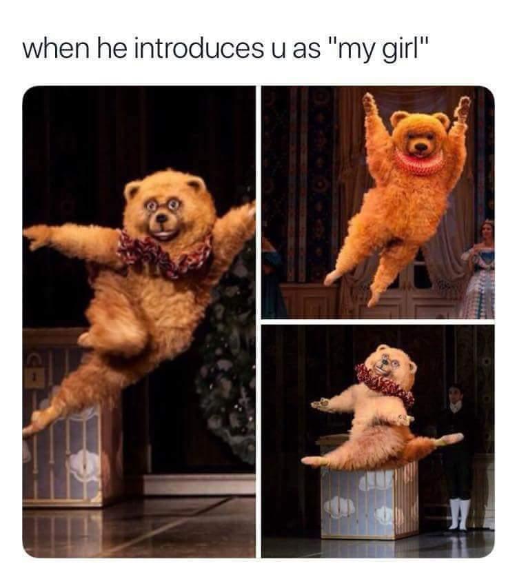 Inner reaction - meme