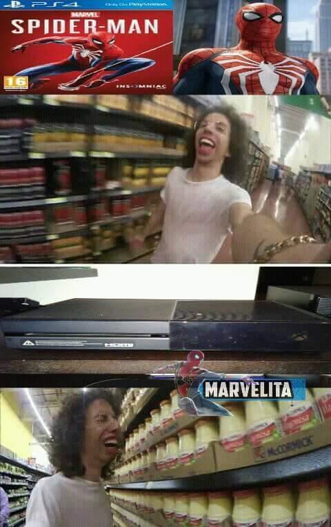 Jajaja pobre Luisillo venezolano - meme