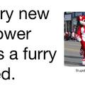 Follower=dead furry
