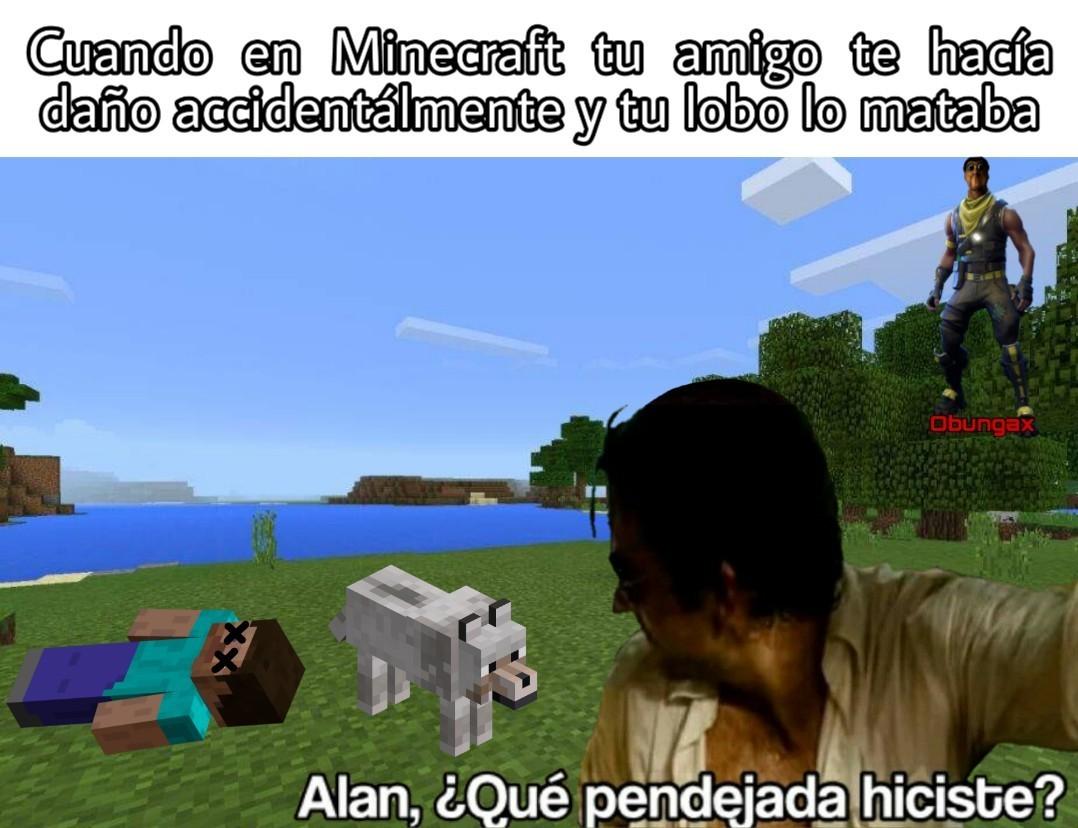 Aún más memes de minecraft