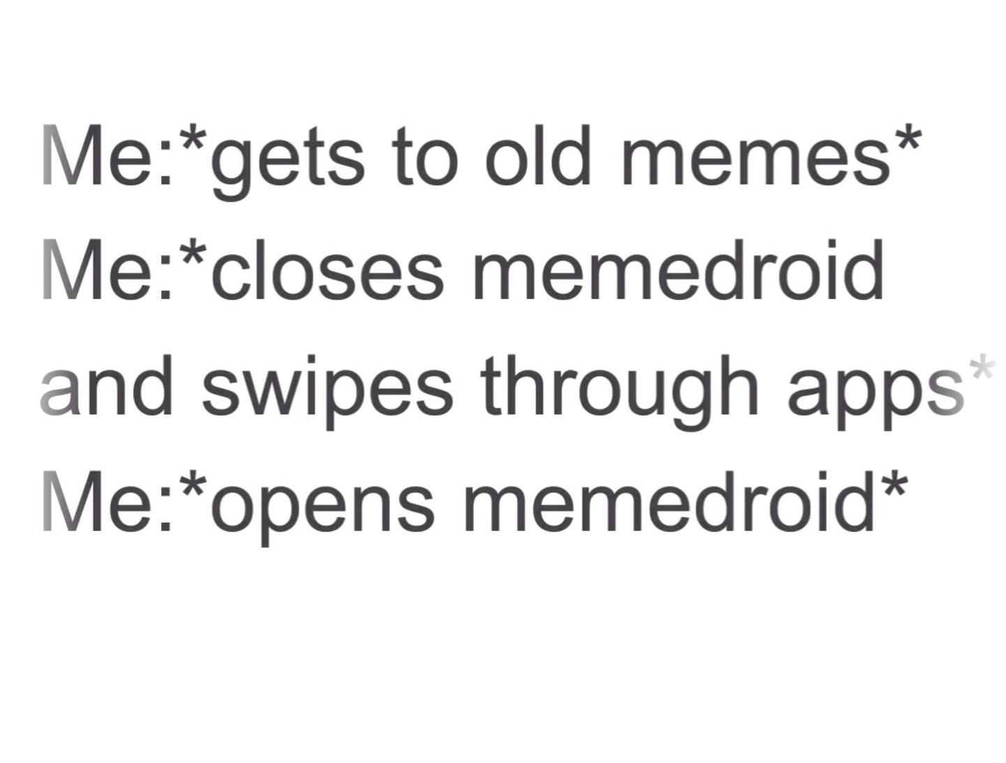 Oldie, but still relevant dammit! - meme
