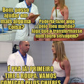 Touro Selvagem (n tem link KKK) - Meme médico