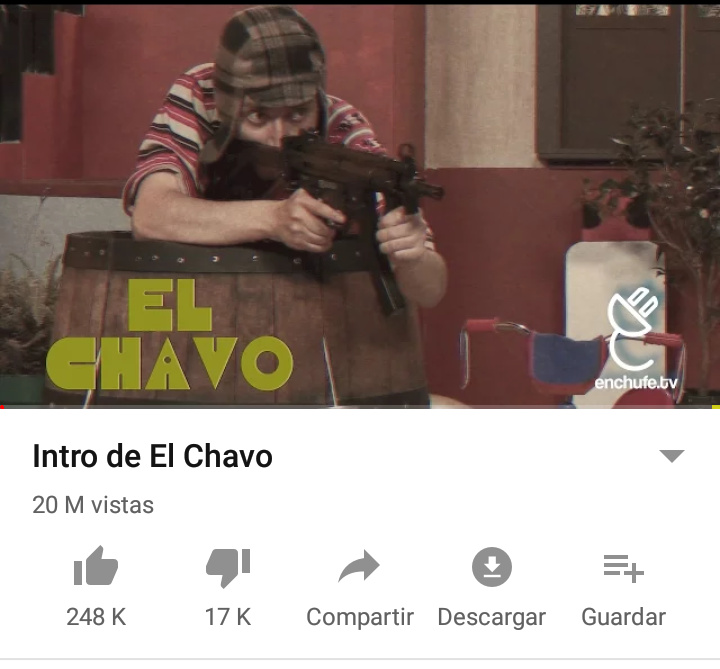 El shabo del osho - meme