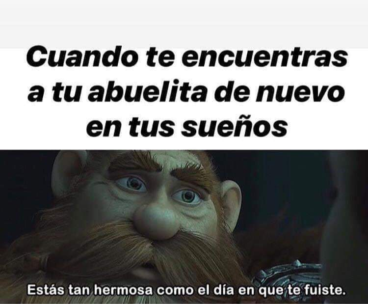 Momento Sad - meme