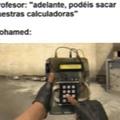 me llamo Mohamed