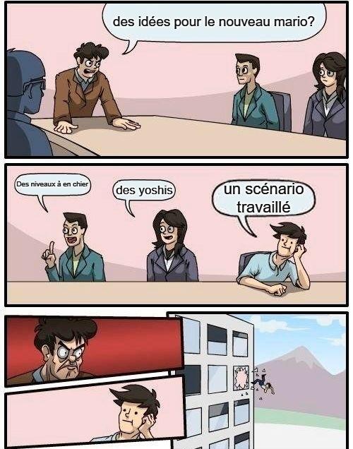 Le renouveau - meme