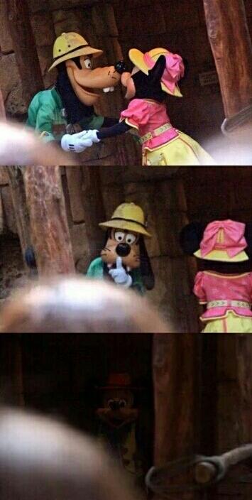 R.I.P Goofy - meme