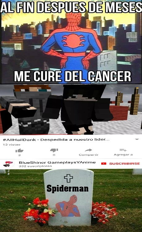 que cancer! - meme