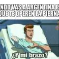 Argentina, un país con buena gente
