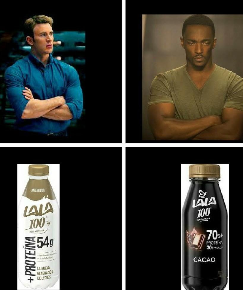 Título intolerante a la lactosa - meme