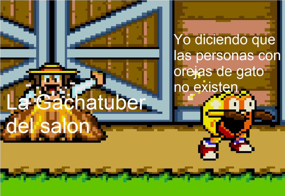 El titulo es Paraguayo - meme