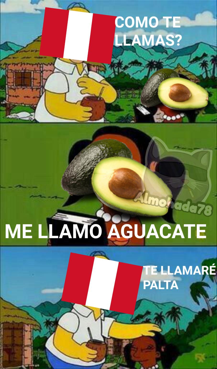 Confirmen Hermanos Peruanos - meme