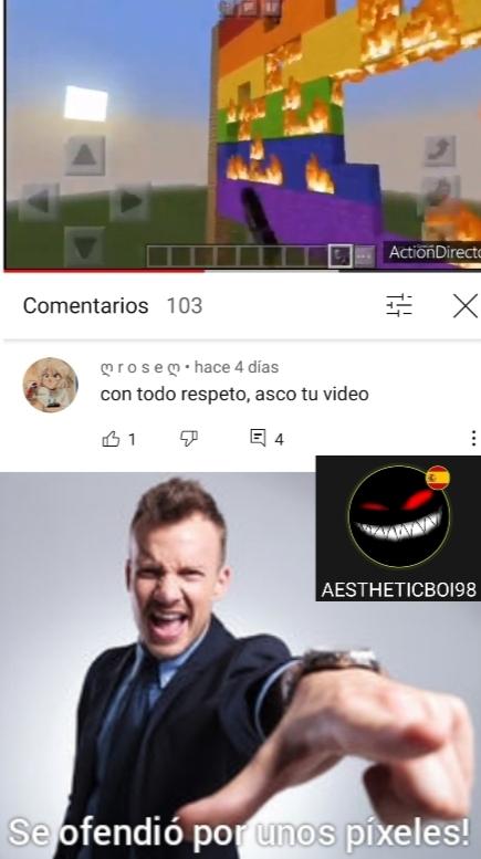 Soy AESTHETICBOI98 - meme
