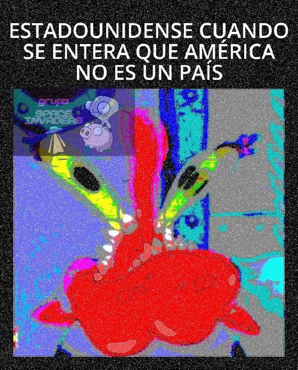 America forever - meme