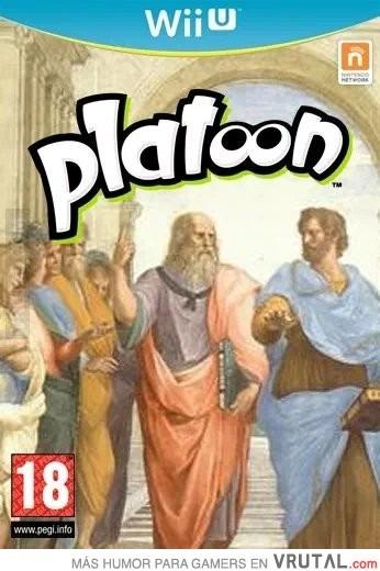 Platón - meme