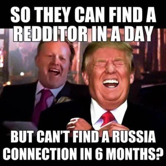 A mighty chuckle - meme