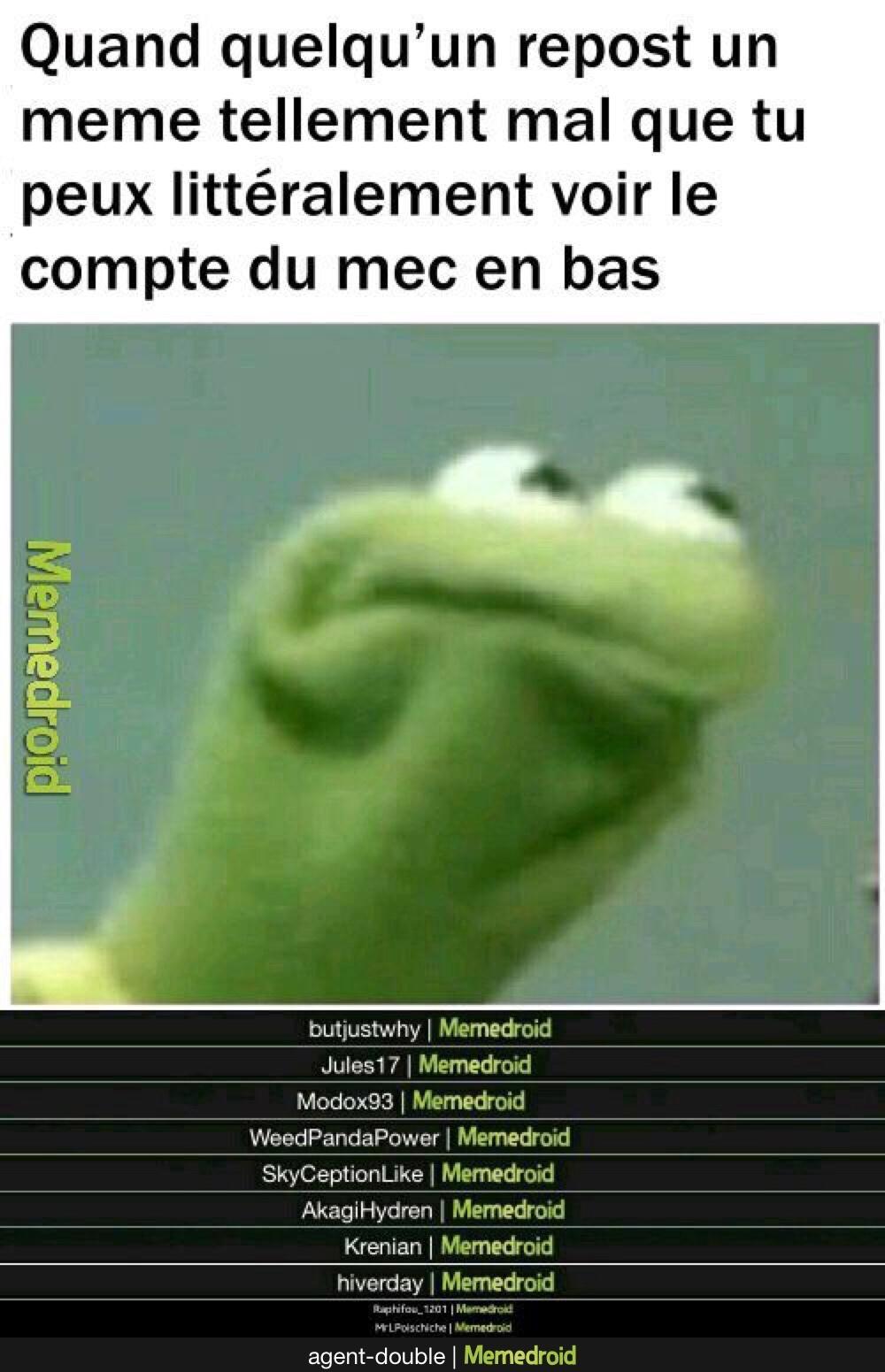 c relou - meme