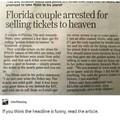 Florida at it again