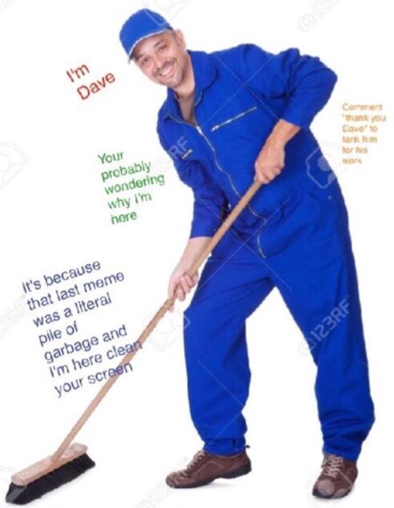 Dave - meme
