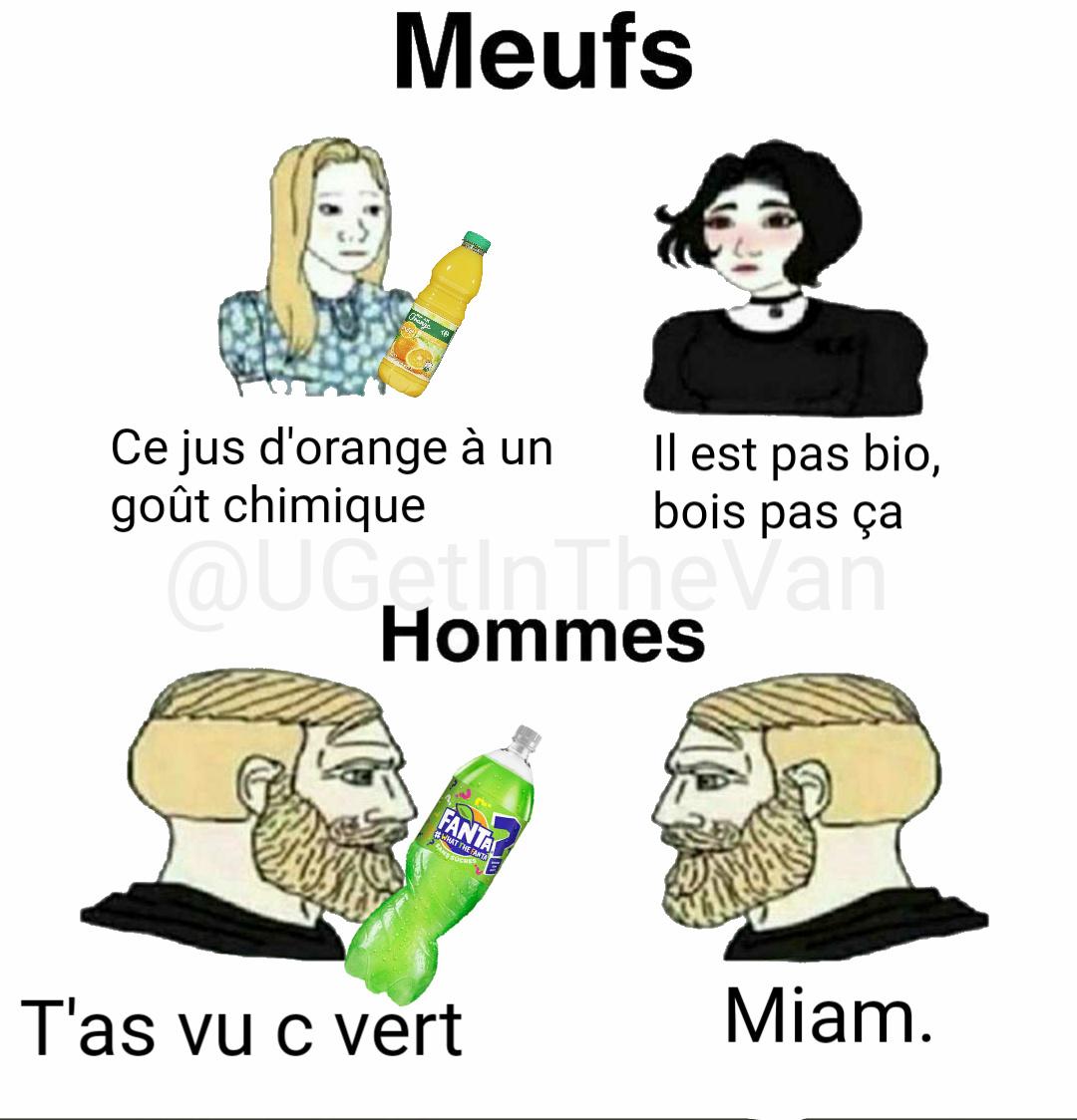 Meme maison --> check mon twitter