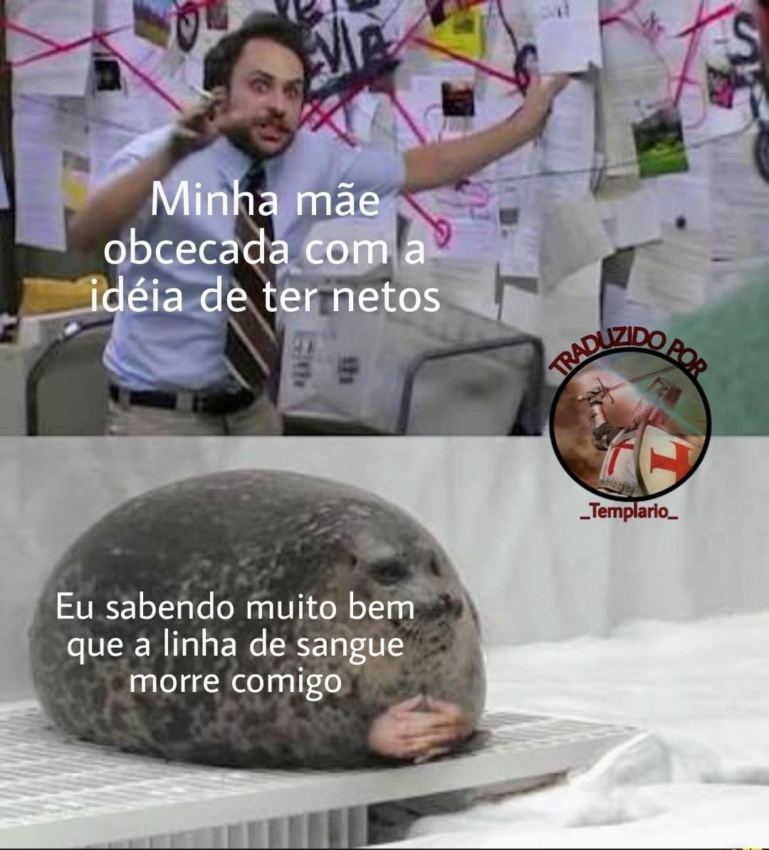 Né isso - meme